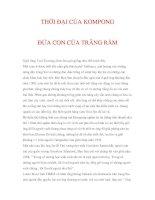 Hun Sen nhân vật xuất chúng của Campuchia - THỜI ĐẠI CỦA KOMPONG docx
