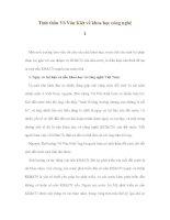 Tinh thần Võ Văn Kiệt về khoa học công nghệ 1 pps