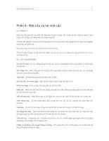 Phần 9: Mặt cầu và hệ mặt cầu docx