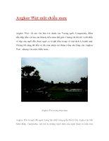 Angkor Wat một chiều mưa docx