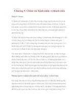 y học gia đình - Chương 9: Chǎm sóc bệnh nhân vị thành niên pps