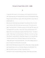 Vài nét về nhà Trần (1225 - 1400) - 5 doc