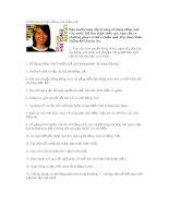 15 lời khuyên học tiếng Anh hiệu quả Bạn muốn nâng cấp kĩ năng sử dụng doc