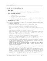 Hướng dẫn tổng quát về lập trình hệ thống cơ bản phần 7 pot