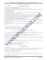 Tài liệu ôn thi tốt nghiệp, cao đẳng, đại học năm 2011 môn vật lý pdf