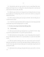 HOÁ CHẤT NGUY HIỂM – QUI PHẠM AN TOÀN TRONG SẢN XUẤT, KINH DOANH, SỬ DỤNG ,BẢO QUẢN VÀ VẬN CHUYỂN - 4 pptx