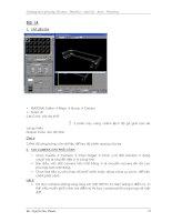 Tự học 3D Max nhanh chóng và hiệu quả phần 4 pptx