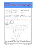 chứng minh bất đẳng thức bằng lượng giác hóa của hằng đẳng thức tan trong tam giác