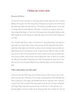 Chăm sóc trước sinh - Margaret R.Helton pdf