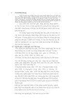 BÀI TIỂU LUẬN  SẢN XUẤT SẠCH HƠN TRONG NGÀNH GIẤY
