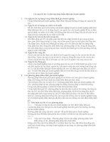 Các nguyên tắc và phương pháp thẩm định giá doanh nghiệp pdf