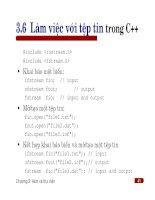Tìm hiểu hàm và thư viện lập trình phần 9 potx