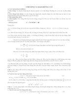 Những bài học vật lý lớp 12 đáng nhớ phần 2 doc