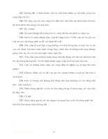 Tổng hợp những câu hỏi định tính trong vật lý phần 7 pptx