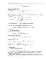 Phương pháp giải bài tập dẫn xuất halogen pptx