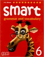 smart-grammar and vocabulary 6