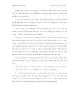 THẨM ĐỊNH DỰ ÁN XÂY DỰNG CÂU LẠC BỘ BIDA - PHẦN 1 docx