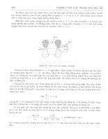 Cơ sở hóa học hữu cơ tập 3 part 10 pot