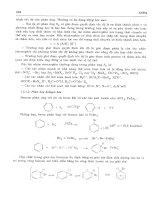 Cơ sở hóa học hữu cơ tập 1 part 9 doc