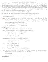 Phương trình ion - electron ppsx