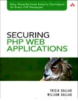Securing PHP Web Applications ppt