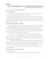 Ch−¬ng 1 c¸c vÊn ®Ò chung vÒ x©y dùng mÆt ®−êng « t« 1.1. cÊu t¹o, yªu cÇu pps