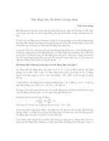 Bất đẳng thức Ptolemy và ứng dụng pdf