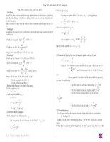 Ôn tập lí thuyết vật lý 12 pps