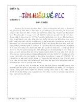 bài giảng kỹ thuật lập trình plc1 phần a tìm hiểu về plc