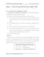 Các yếu tố tác động đến quyết định sử dụng nợ của Doanh Nghiệp Việt nam