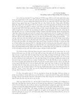 vai trò của luật sư trong việc thu thập, đánh giá và sử dụng chứng cứ trong vụ án hình sự