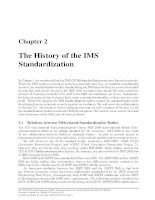 Chapter 2 - The History of the IMS Standardization pps