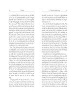 [Triết Học] Triết Học Lenin - Học Thuyết Marx tập 20 phần 3 pps