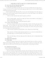 Kỹ thuật quảng cáo và trưng bày sản phẩm - chương 5 pot