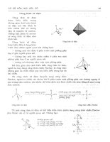Cơ sở hóa học hữu cơ tập 1 part 2 docx