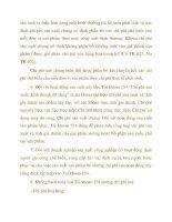 Thống kê tổng hợp bằng hạch toán phần 10 pdf