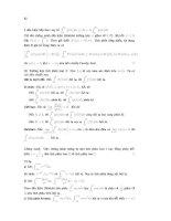 Giáo trình giải tích 1 part 8 potx