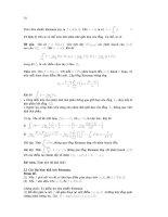 Giáo trình giải tích 1 part 7 docx
