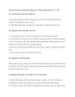 40 nguyên tắ c thủ thuâ ̣t sáng ta ̣o cơ bản (nguyên tắc 31 - 40) 31 ppsx