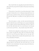 Luận văn : Việt nam và xu hướng hóa toàn cầu phần 3 pdf