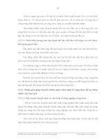 Luận văn : THỰC TRẠNG VÀ GIẢI PHÁP PHÁT HUY VAI TRÒ NGUỒN NHÂN LỰC TRONG PHÁT TRIỂN KINH TẾ XÃ HỘI KHU VỰC NÔNG THÔN TỈNH THÁI NGUYÊN part 9 pot