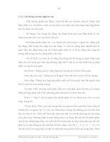 Luận văn : THỰC TRẠNG VÀ GIẢI PHÁP PHÁT HUY VAI TRÒ NGUỒN NHÂN LỰC TRONG PHÁT TRIỂN KINH TẾ XÃ HỘI KHU VỰC NÔNG THÔN TỈNH THÁI NGUYÊN part 4 docx