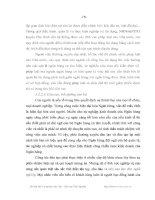 Luận văn : NÂNG CAO CHẤT LƯỢNG TÍN DỤNG NGÂN HÀNG NÔNG NGHIỆP VÀ PHÁT TRIỂN NÔNG THÔN HUYỆN PHÚ BÌNH part 9 pps
