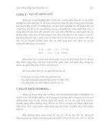 Hóa học - Bảo vệ nhóm chức pdf