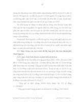 Luận văn : ĐAI HOC THAI NGUYÊN ̣ ̣ ́ TRƯƠNG ĐAI HOC KINH TÊ VA QUAN TRỊ KINH DOANH ̀ ̣ ̣ ́ ̀ ̉ HÀ THÁI ẢNH HƯỞNG CỦA XU HƯỚNG ĐÔ THỊ HOA ĐỐI VỚI KINH TẾ HÔ NÔNG DÂN TRÊN ĐỊA BÀN THÀNH PHỐ THÁI NGUYÊN part 5 pps