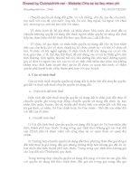 Tìm hiểu về môn học thuế phần 8 ppt