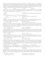 Trắc nghiệm tổng hợp về sắt -Fe ppt