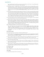 Tiêu chuẩn và chú giải đối với các công trình cảng ở nhật bản Phần 5 pps
