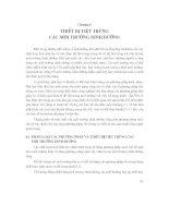 Các Quá Trình Và Thiết Bị Công Nghệ Sinh Học Trong Công Nghiệp [Chương 6: Thiết Bị Tiệt Trùng Các Môi Trường Dinh Dưỡng] ppsx
