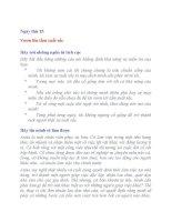 Thay thái độ - Đổi cuộc đời - Phần 6 ppt